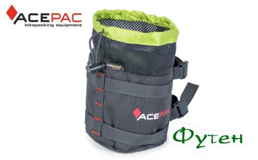 Велосумка Acepac Minima pot bag black