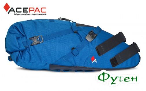 Велосумка Acepac Saddle Bag L blue