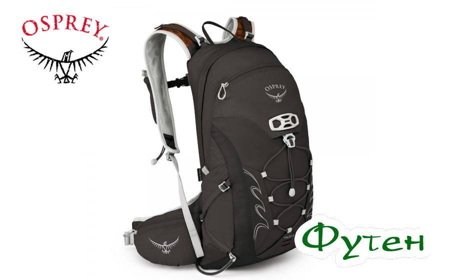 Велорюкзак Osprey TALON 11 black