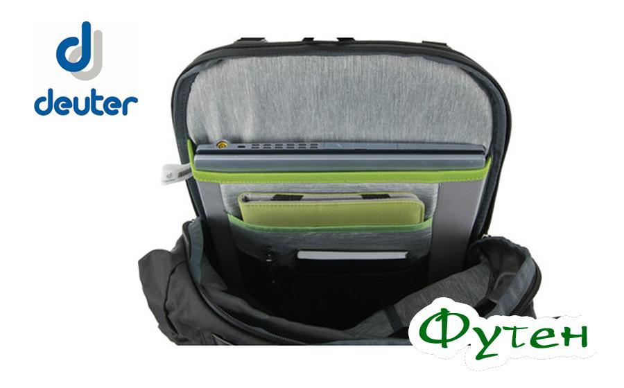 Рюкзак для ноутбука Deuter XV 3 black