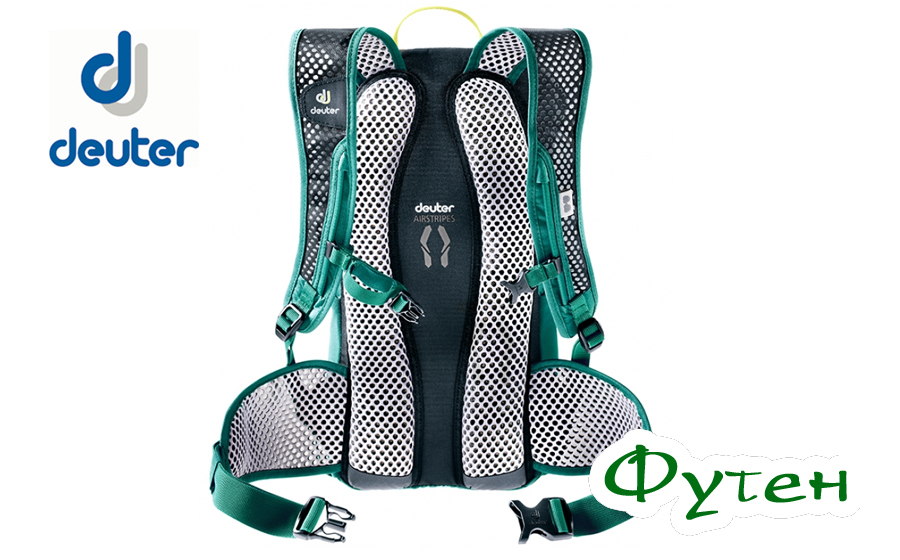 Велорюкзак Deuter RACE alpinegreen-forest