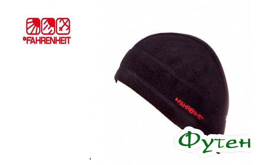 Шапка зимняя Fahrenheit POLARTEC CLASSIC 200 чёрный