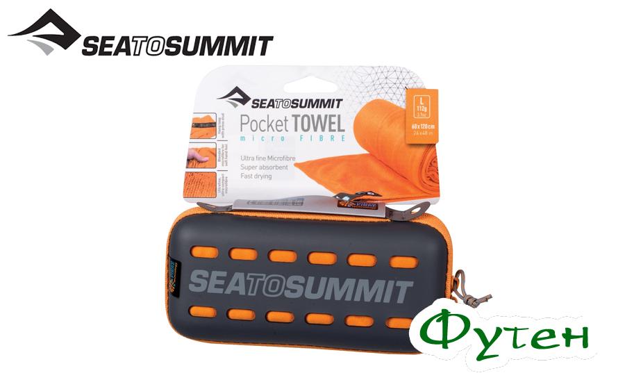 Полотенце Sea to Summit POCKET TOWEL orange L