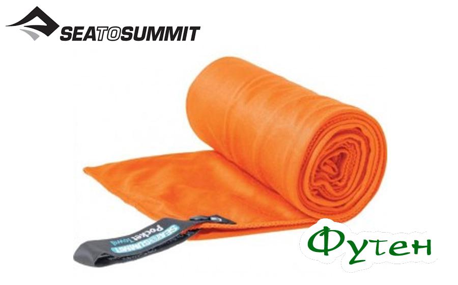Sea to Summit POCKET TOWEL orange
