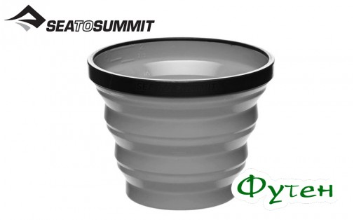 чашка Sea to Summit X-MUG grey