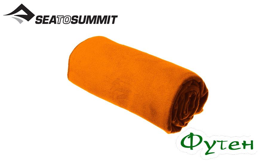 Полотенце Sea to Summit DRYLITE TOWEL antibac orange S