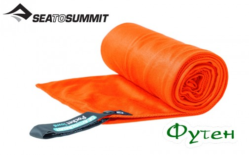 Полотенце Sea to Summit POCKET TOWEL orange XL