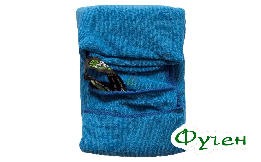 Полотенце Sea to Summit TEK TOWEL cobalt