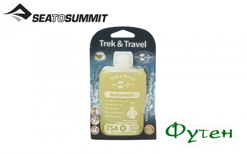 Гель для тела Sea to Summit TREK & TRAVEL BODY WASH