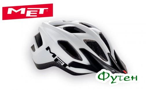 шлем Met FUNANDGO matt white