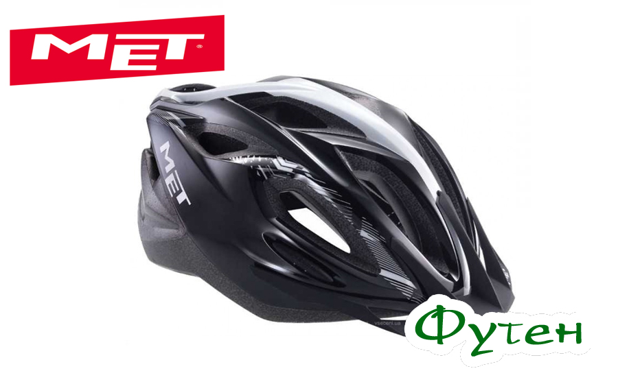 шлем Met XILO PANEL black/silver