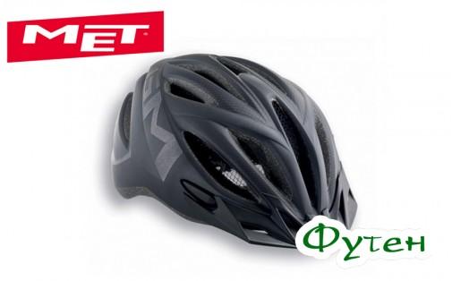 Велошлем Met 20 MILES matt texture black