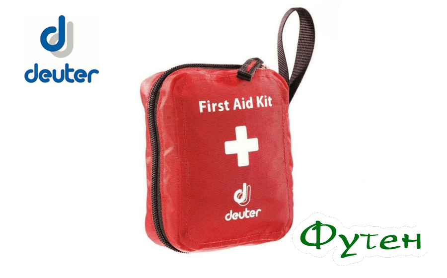 Аптечка Deuter FIRST AID KIT S fire