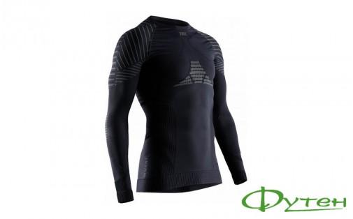 Блуза X-BIONIC Invent 4.0 Shirt LG SL Men black/charcoal
