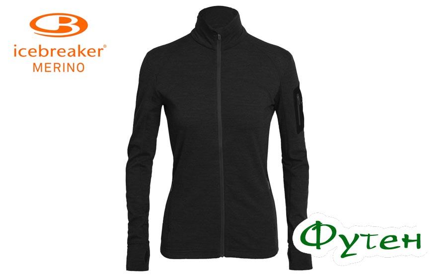 Куртка женская Icebreaker IB TERRA LS Zip WMN