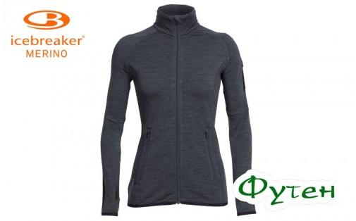 Куртка Icebreaker IB ATOM LS Zip WMN