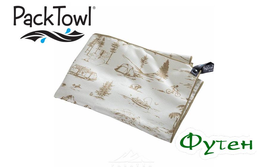 PackTowl PERSONAL BODYoutdoor canvas