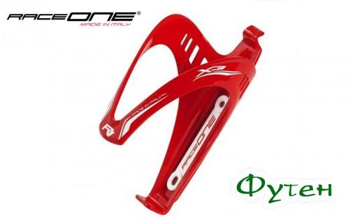 Флягодержатель RaceOne Cage X3 red