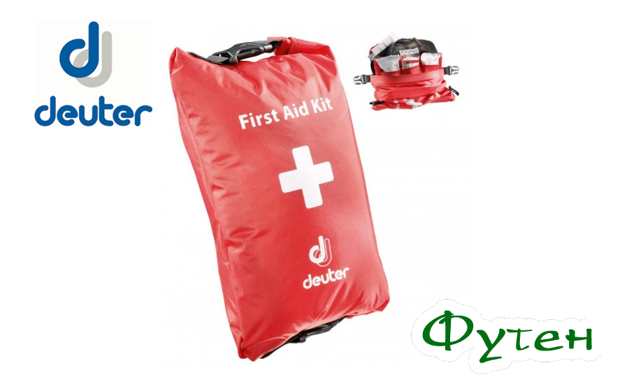 Аптечка Deuter FIRST AID KIT DRY