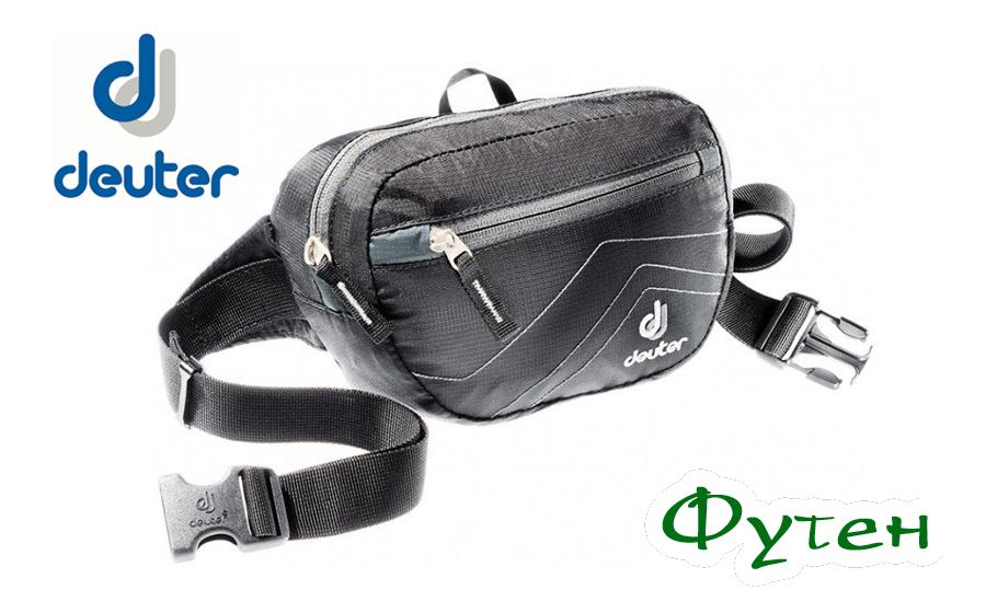 3361164924d6 ➤ Купить Поясная сумка Deuter ORGANIZER BELT black-anthracite в ...