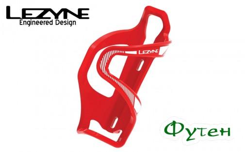 Флягодержатель Lezyne FLOW CAGE SL-L красный
