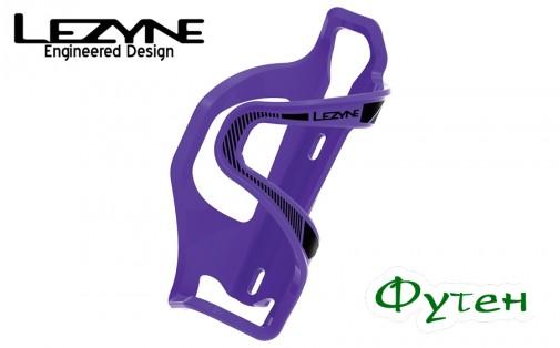 Подфляжник Lezyne FLOW CAGE SL-L фиолетовый