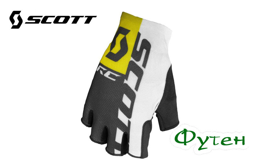 Велоперчатки мужские SCOTT RC SF