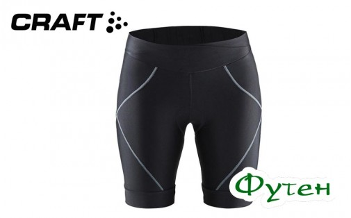 Велошорты Craft MOVE SHORTS black/street