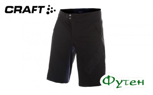Craft AB LOOSE FIT SHORTS black