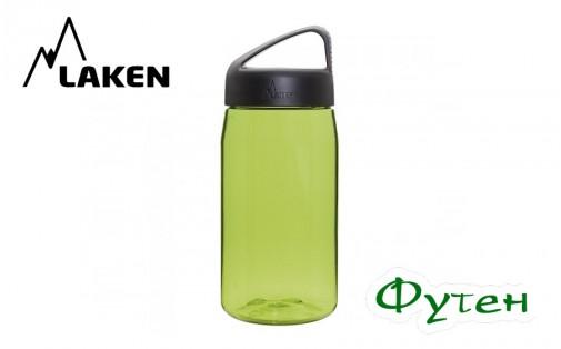 Laken TRITAN CLASSIC 0,45 L clear green