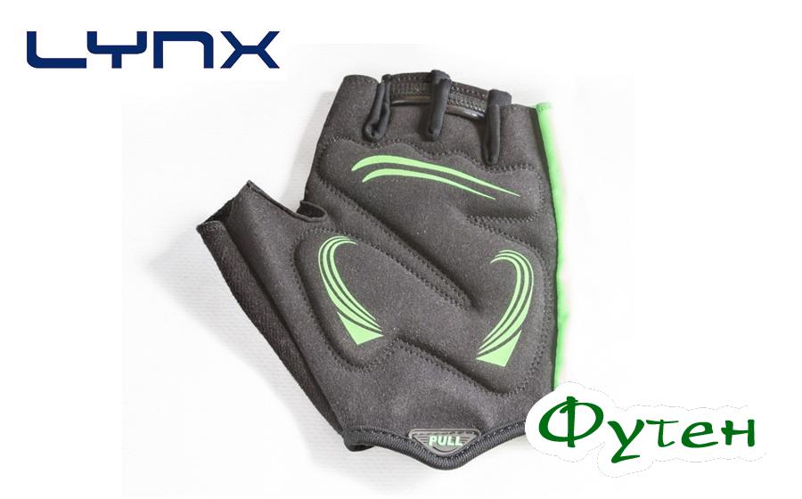 перчатки Lynx PRO green