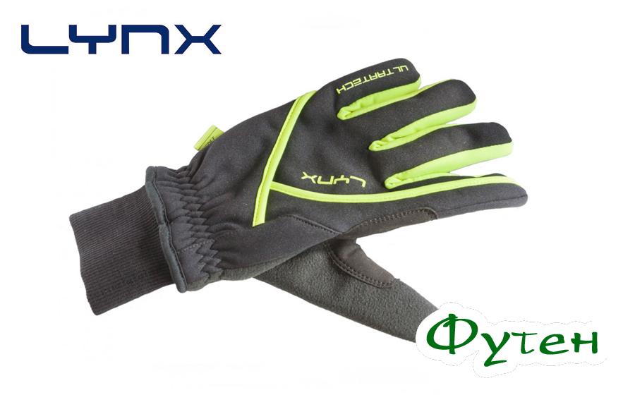 перчатки зимние Lynx DEFROSTER black