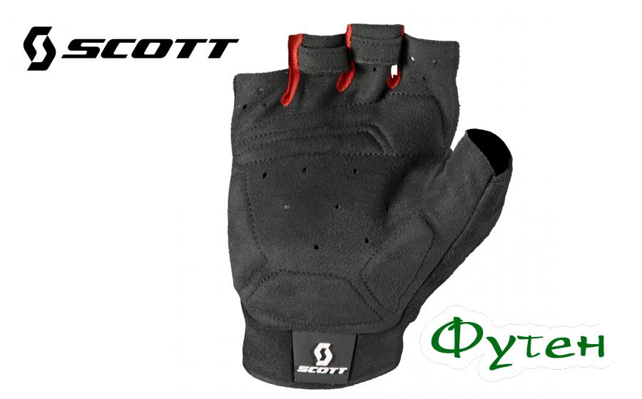 перчатки SCOTT ESSENTIAL SF серо/белые