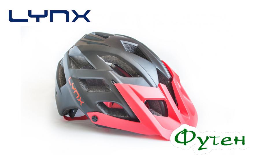 шлем Lynx CHAMONIX black