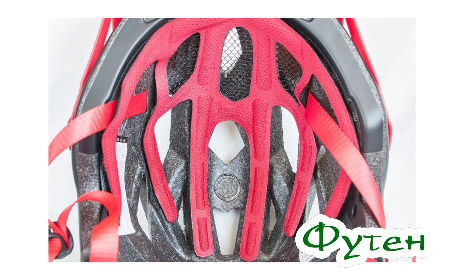 Велосипедный шлем Lynx CHAMONIX black