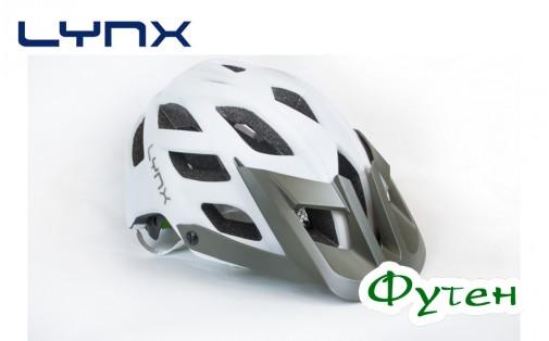 шлем Lynx CHAMONIX white