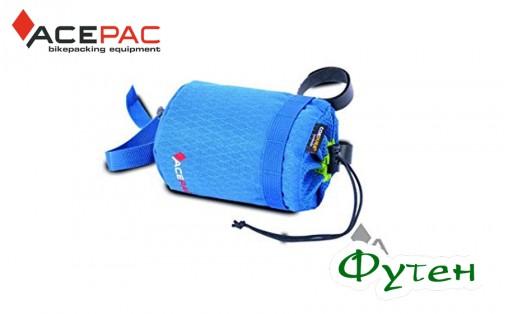 Велосумка Acepac Fat Bottle Bag blue