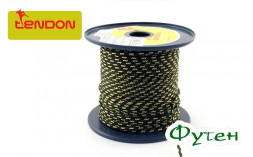 Веревка Tendon 3 мм желтый