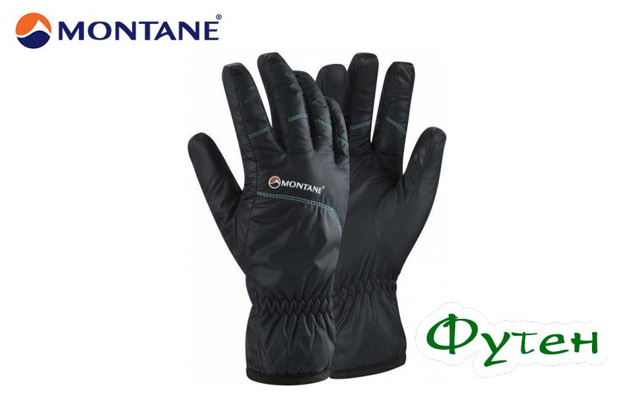 Перчатки Montane  FEM PRISM GLOVE black